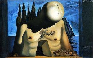 Labirinto - Salvador Dali