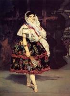 MANET. Edouard. Lola de Valence. 1862