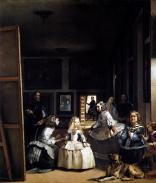 VELÁZQUEZ, Diego. Las Meninas - 1656-57.