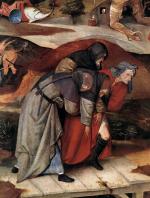 "Hieronymus Bosch. ""Temptation of St Anthony"". 1505-06"