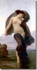 Evening Mood - William-Adolphe Bouguereau