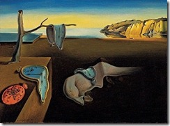 A persistencia da memoria - Dali, Salvador