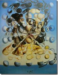Galatea das Esferas - Salvador Dali (1952)