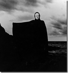 """Imagem do filme """"O Sétimo Selo"""" de Ingmar Bergman"""