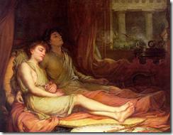Hipnos e Tânatos - John William Waterhouse