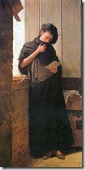 Almeida Júnior - Saudade, 1899