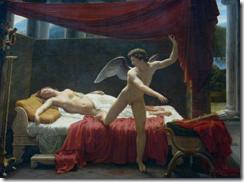 L'Amour et Psyché - François-Édouard Picot (1817)