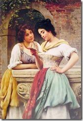 Shared Correspondance de Blassa, Eugene 1899