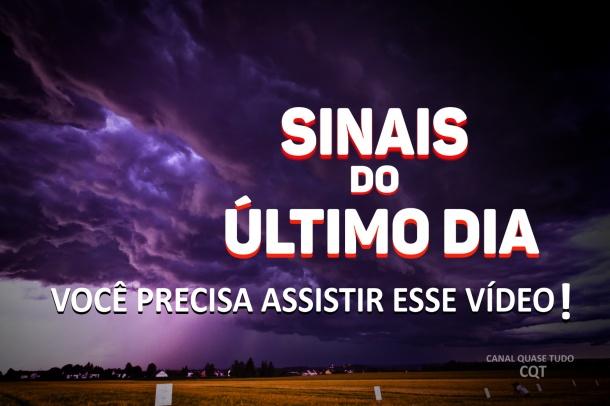FIM DO MUNDO, APOCALIPSE, CANAL QUASE TUDO