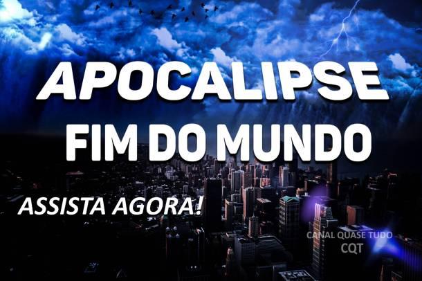 APOCALIPSE, FIM DO MUNDO, BIBLIA, CANAL QUASE TUDO, FIM DOS TEMPOS, MINI