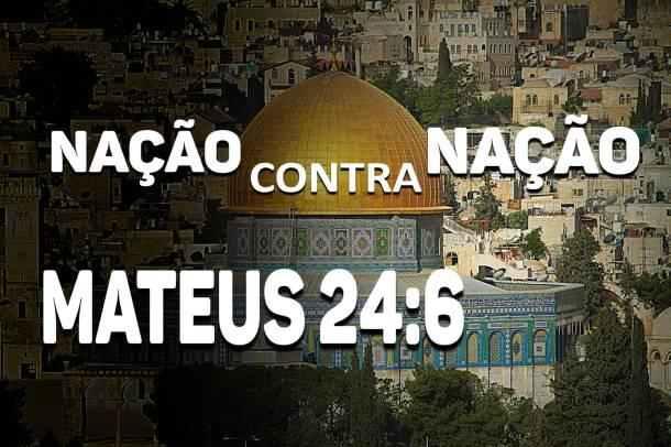 MATEUS 24, FIM DOS TEMPOS, VINDA E CRISTO, APOCALIPSE, CANAL QUASE TUDO